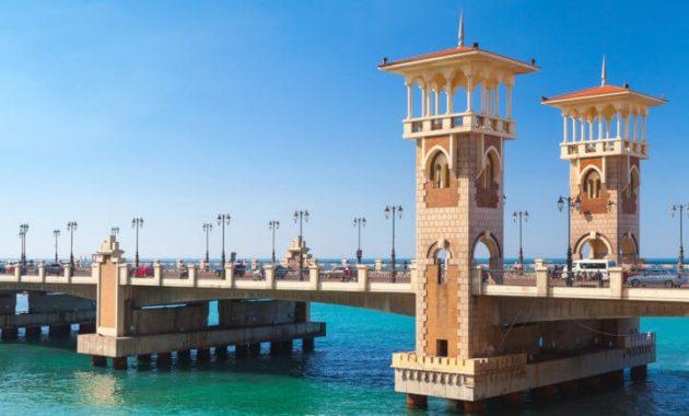 Alejandría – Guía de viaje de Egipto: hechos e información esenciales