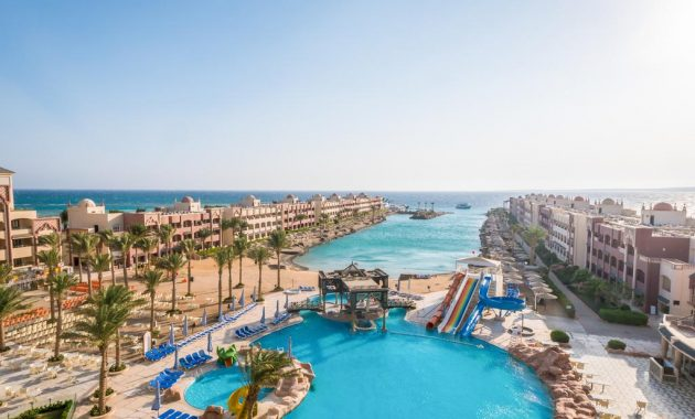 Jak navštívit Hurghadu, egyptské oblíbené letovisko Rudého moře