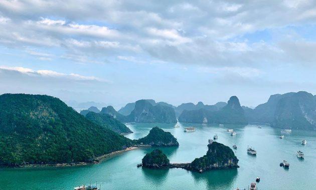 Látogatás a legszebb tengerparti rendeltetési helyekre Vietnamban