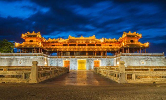 Matkaopas Hue: entinen Vietnamin keisarillinen pääkaupunki