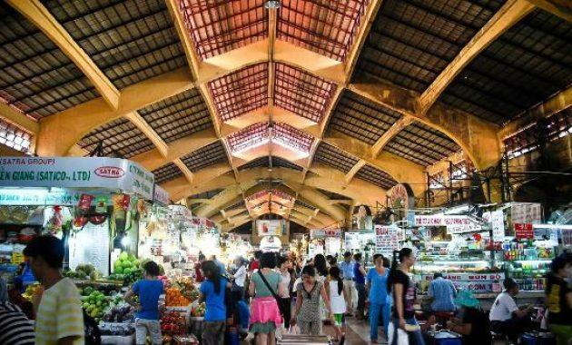 Kur iepirkties Hošiminā? Labākie iepirkšanās centri, tirdzniecības centri un tirgus Hošiminā