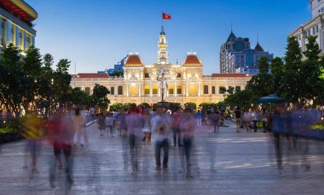 Két nap Ho Si Minh-városban – A végső útvonal