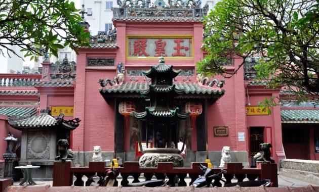 Les meilleurs temples et pagodes à Ho Chi Minh-Ville, Vietnam