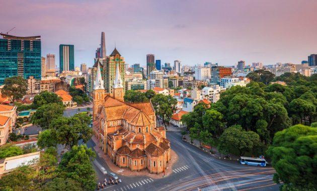 Parhaat tutkittavat alueet Ho Chi Minh Cityssä