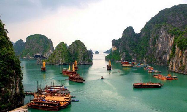 Nasveti, kako rezervirati paketno potovanje do zaliva HaLong – Vietnam