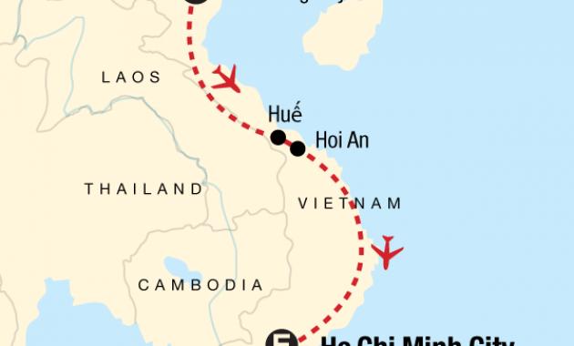 Comment voyager de Hô-Chi-Minh-Ville à Hanoï: en train, en bus, en avion et en voiture