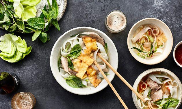 Hoj An híres Cao Lau tésztája