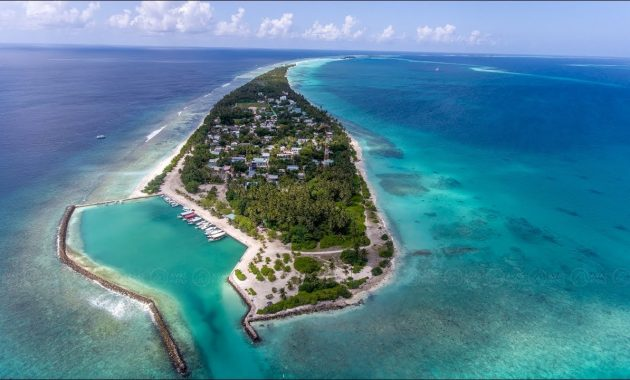 Dhigurah, atol Južný Ari