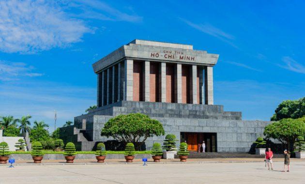 Izčrpen vodnik po mavzoleju Ho Chi Minh v Hanoju