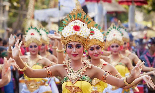 Bali kunstfestival