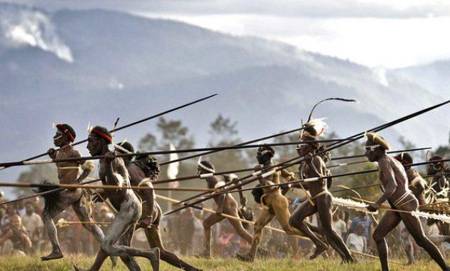 Baliem-völgyi fesztivál