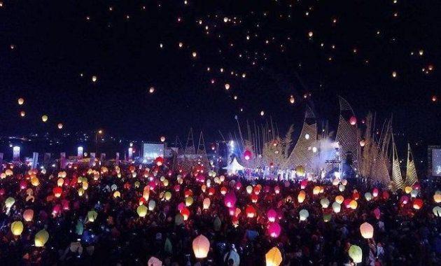 Dieng Kulturális Fesztivál