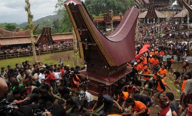 Toraja Nemzetközi Fesztivál