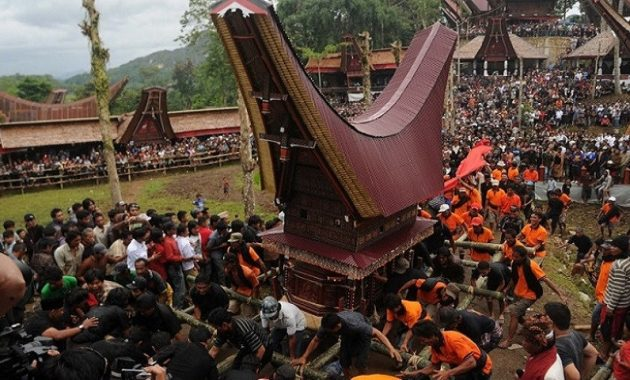 Toraja International Festival