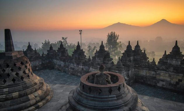 Guide de visite de Borobudur: le plus grand monument bouddhiste du monde