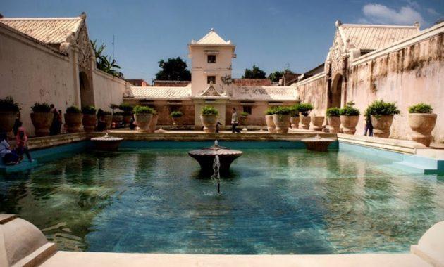 Taman Sari vízi vár