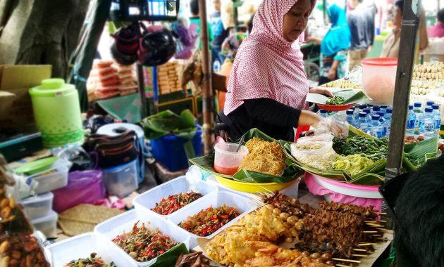 Var att äta ute i Indonesien