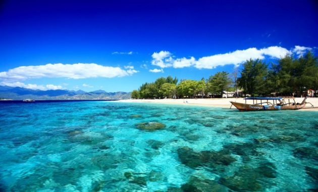 Путівник по островах Гілі, Індонезія