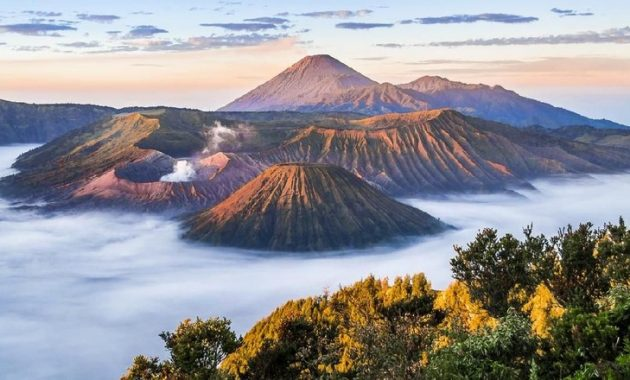 En guide for Trekking Mount Bromo i Indonesia