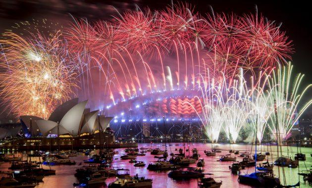 Australia kuukausittain: Sää, tapahtumat, juhlapäivät