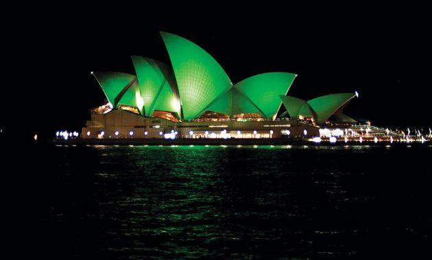 März in Australien: Wetter, was zu packen und was zu sehen ist
