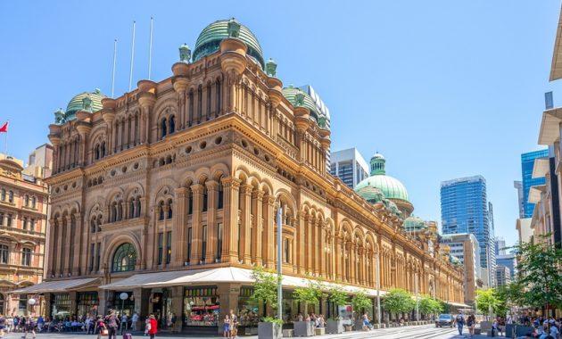 Karalienes Viktorijas ēka