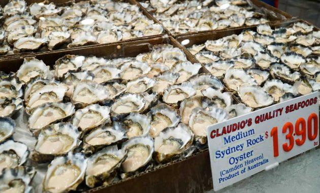 Sydney kaljuustrid