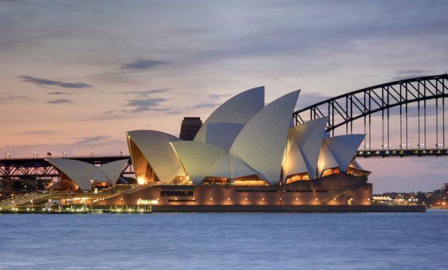 Australia-opas: Paras aika vierailla Australiassa