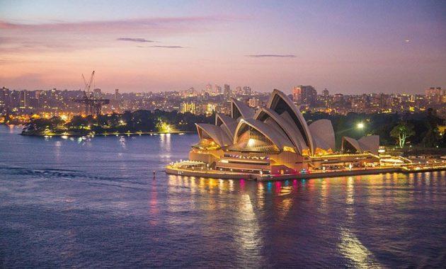 Nejlepší čas na návštěvu Sydney, Austrálie