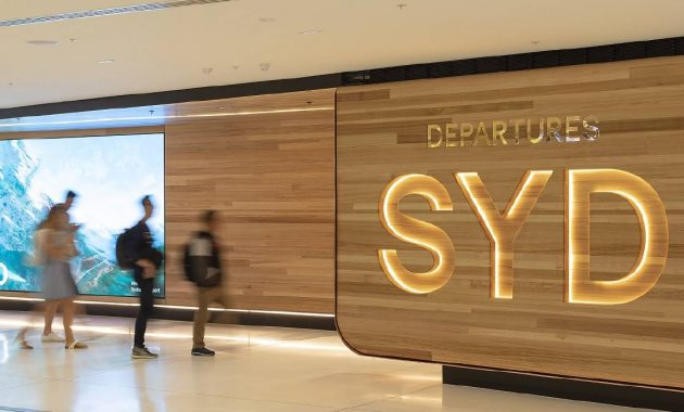 Le guide complet de l'aéroport de Sydney