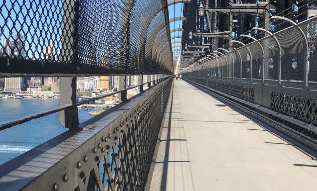Comment faire la promenade du pont du port de Sydney