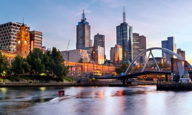 Météo à Melbourne: climat, saisons et température mensuelle moyenne