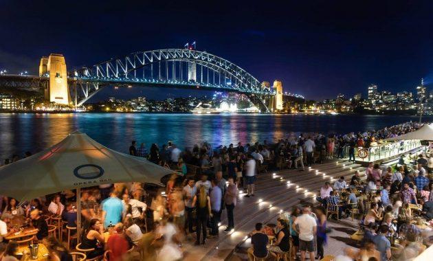 Opas yöelämään Sydneyssä