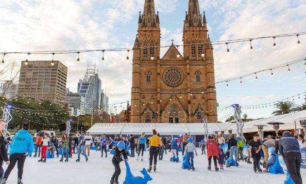 Sydney v zimě: Počasí, co si zabalit a co vidět