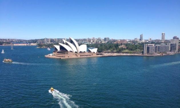 Hvordan rejser man fra Sydney til Melbourne med tog, bus, bil og fly