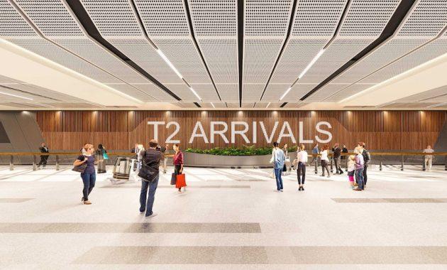 Ceļojumu ceļvedis uz Melburnas Starptautisko lidostu