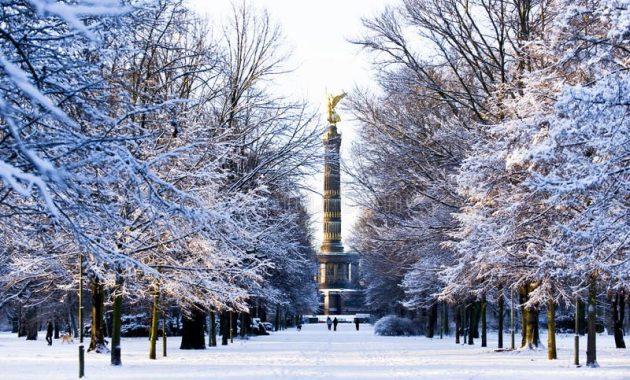 Iarna în Germania: vreme, ce să împachetezi și ce să vezi