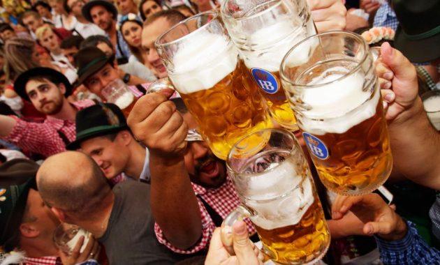 Ce să bei în afară de bere în Germania