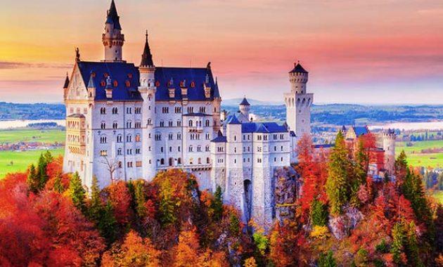 Ghid de călătorie: Călătorie în Germania cu copii