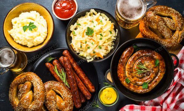 Alimente și băuturi de încercat în Germania